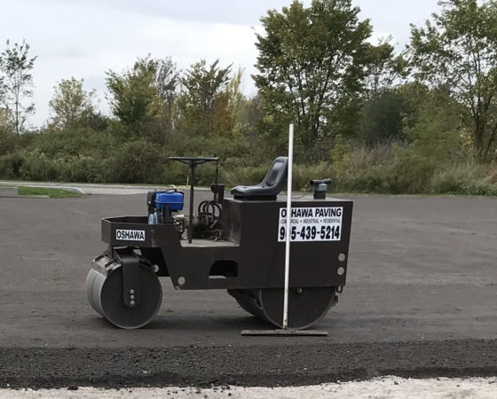Oshawa Paving Equipment