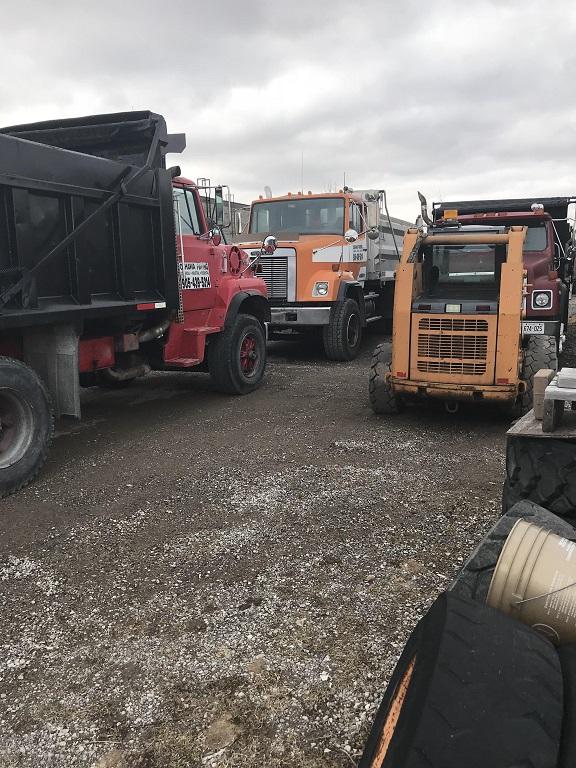 Oshawa Paving Equipment