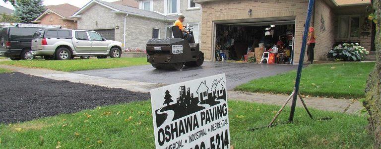 Oshawa Paving Residential Driveway 10