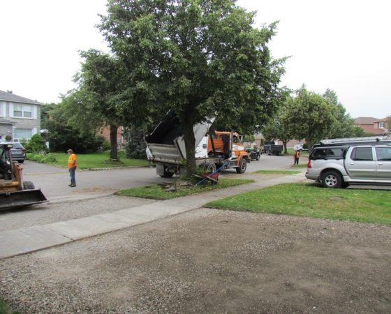 Oshawa Paving Residential Driveway 2