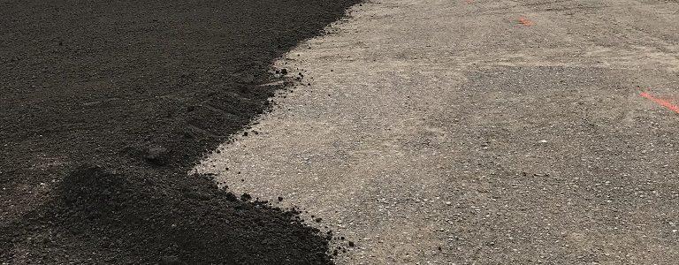 Oshawa Paving parking lot 1